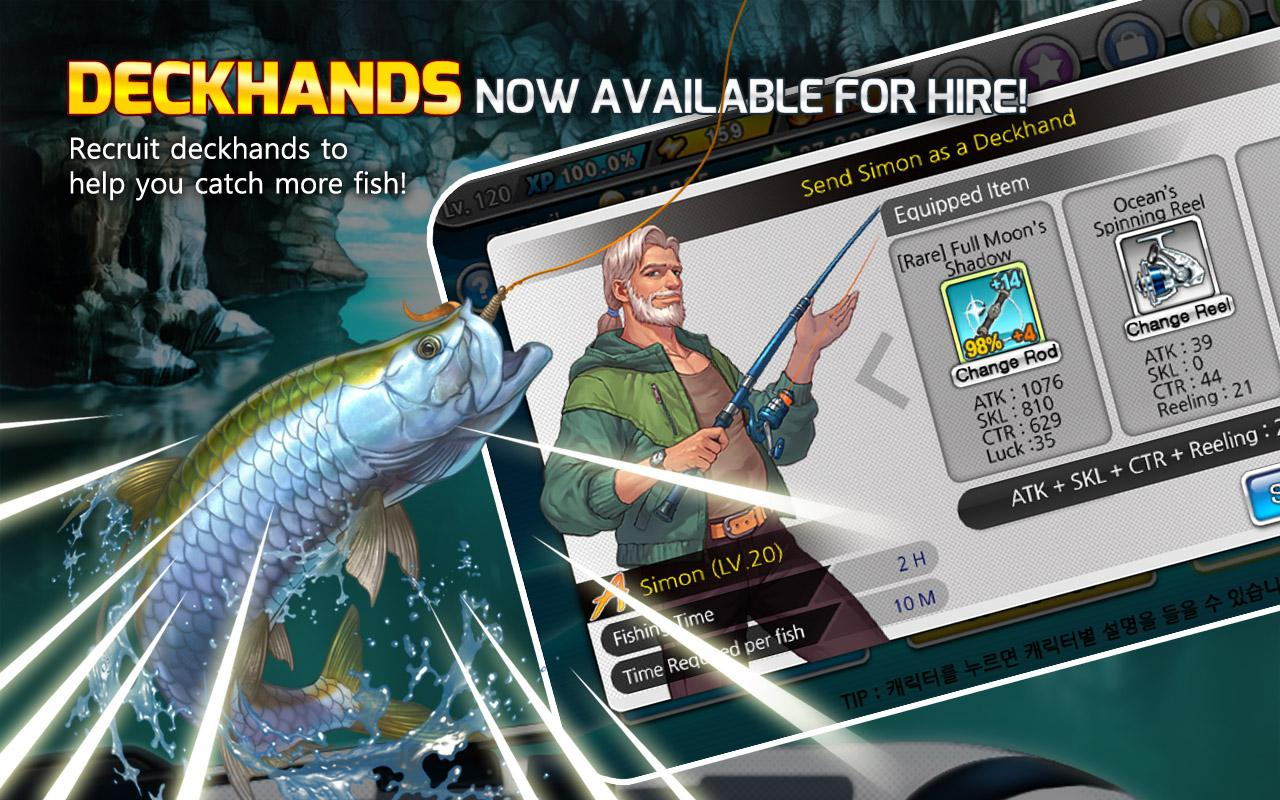Fishing Superstars : Season3 - screenshot