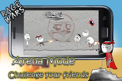 Rage Wars - Meme Shooter - screenshot