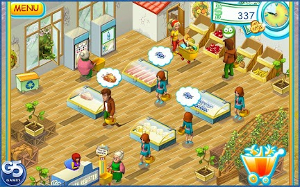 Supermarket Mania® Screenshot 1