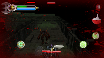 Screenshot of Evil Hunter
