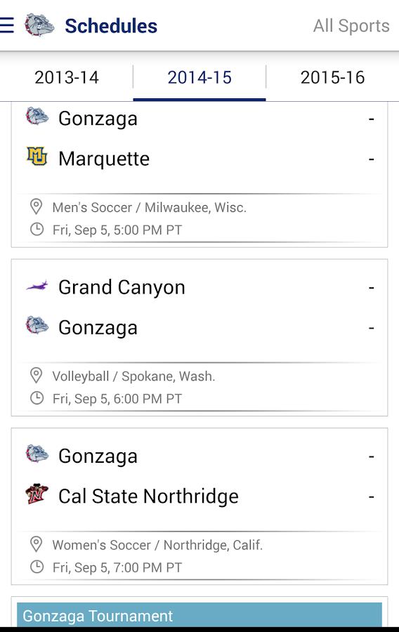GoZags: Premium - screenshot