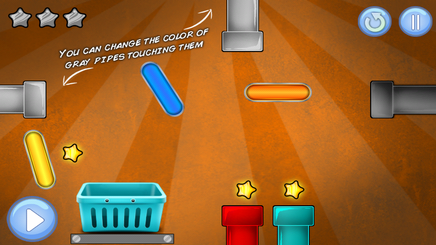 Shoot the Ball Free - screenshot