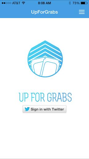 UpForGrabs - Buy Sell Tickets