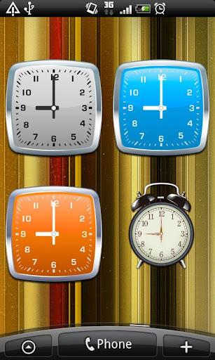【免費個人化App】模擬時鐘小工具 - 簡單-APP點子
