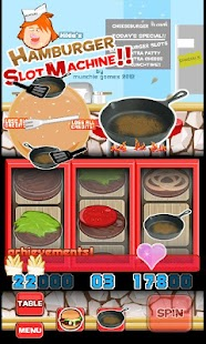 Hamburger Slotmachine Free - screenshot thumbnail