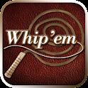 Whip'em logo