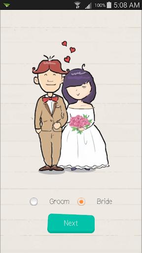 Wedding Planner Tool - Dingner