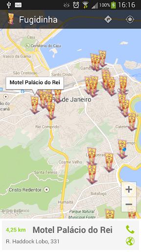 Fugidinha Achar Motel