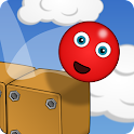 Red Ball Roll icon