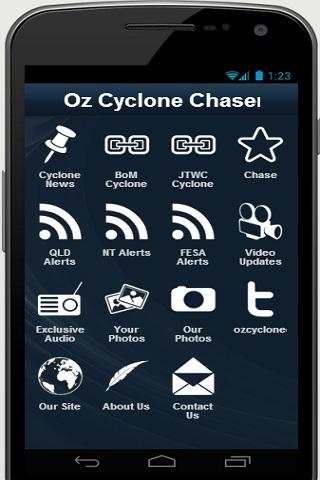Oz Cyclone Chasers 2