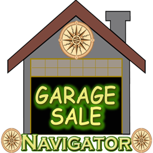 Garage Sale Navigator Demo LOGO-APP點子