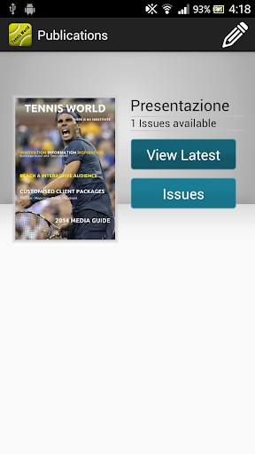 Tennis World Magazine