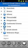 Screenshot of Greece & Greek Islands - Guide