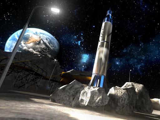【免費模擬App】Moon Patrol Parking 3D-APP點子