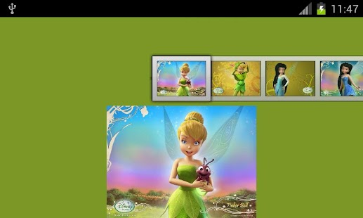 Tinker Bell Wallpapers Lite - screenshot thumbnail
