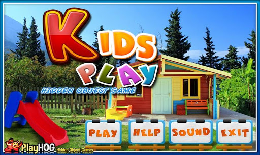 Kids Play - Free Hidden Object