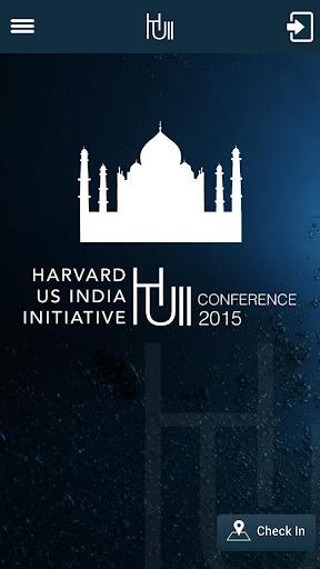 Harvard India Initiative 2015