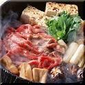 鍋料理レシピ動画 logo