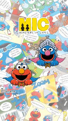 [セサミストリート]Sesame MICライブ壁紙のおすすめ画像2