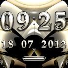 MARQUE Digital Clock Widget icon