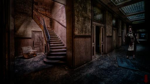 被遗弃的房子