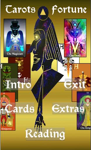 【免費生活App】Tarots Fortune-APP點子