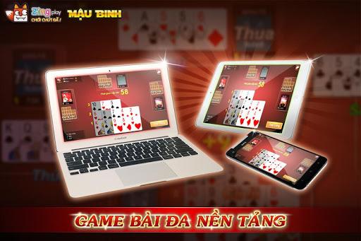 Poker VN - Mu1eadu Binh u2013 Binh Xu1eadp Xu00e1m - ZingPlay 3.9 screenshots 8