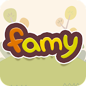 Famy - Family chat & Locator +