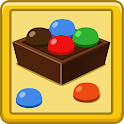 Talk theme gift cacao icon