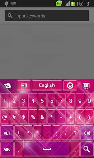 免費個人化App|顏色粉紅色鍵盤主題|阿達玩APP