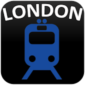London Tube and Rail Map Free