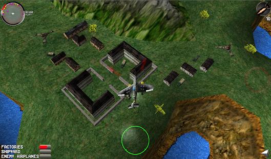 Armageddon Squadron FREE apk screenshot 6