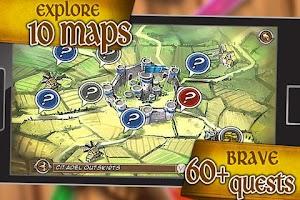 Screenshot of Battleloot Adventure