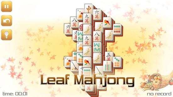Thanksgiving Mahjong - screenshot thumbnail