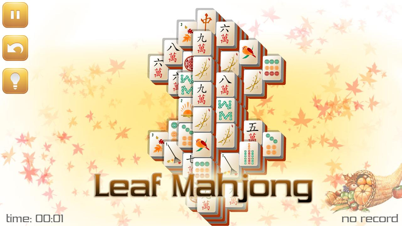 Thanksgiving Mahjong - screenshot