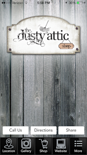 The Dusty Attic Shop- screenshot thumbnail