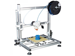 Reprap Velleman K8200 3D Printer Kit - Most Hackable, Tweakable 3D Printer