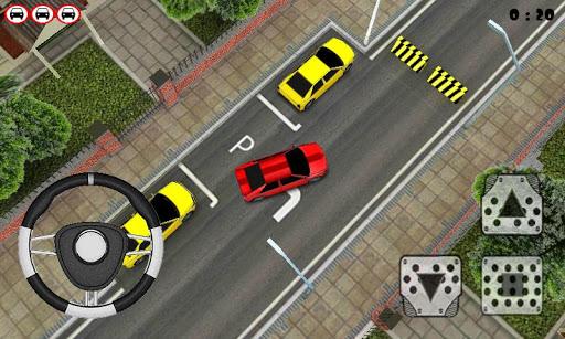 駐車場の挑戦3D