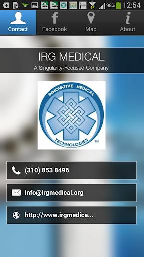 IRG MEDICAL