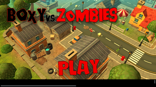 Boxy vs Zombies