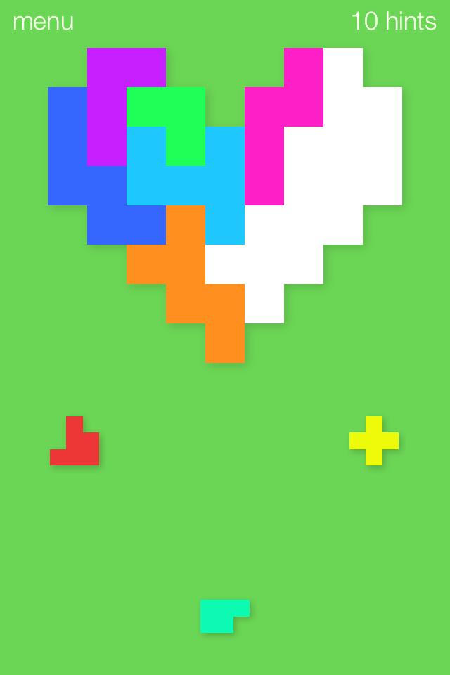 PuzzleBits screenshot #2