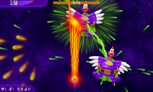 Chicken Invaders 4 HD (Tablet) v1.12ggl