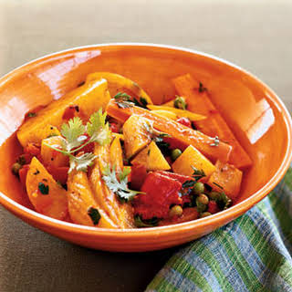 North African-Spiced Vegetable Tagine.