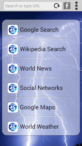Speed Browser 4G PRO