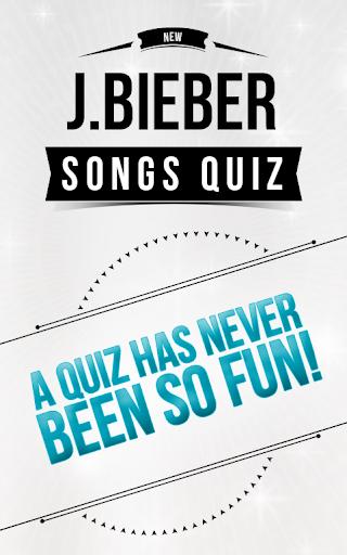 Justin Bieber - Songs Quiz