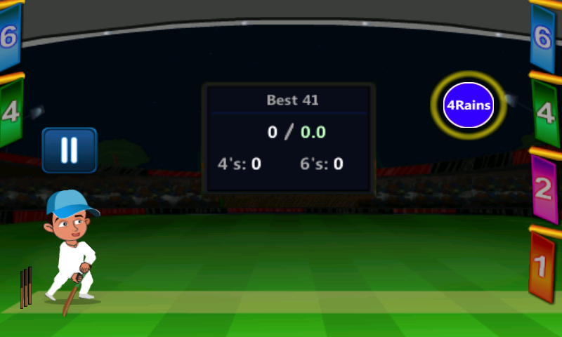 Box Cricket - screenshot
