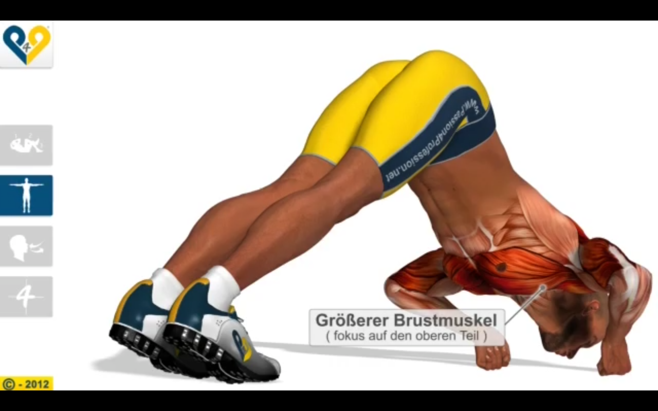 Brustmuskeltraining Android Apps Auf Google Play