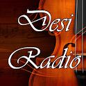 Desi Radio Pro-Ads Free logo