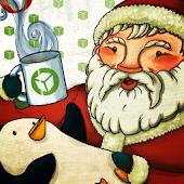 visionsbox Weihnachtsgruß
