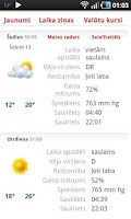 Screenshot of Vestnesis